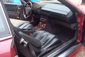 Mercedes AMG SL 60 1992