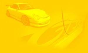 yellow-banner-porsche